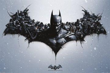 Batman Arkham Originals - Logo