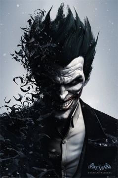 Batman Arkham Originals Joker