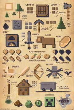 Minecraft - Pictograph