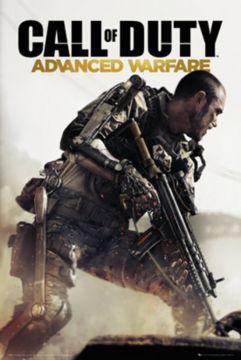 Call Of Duty - Advanced Warfare Cover