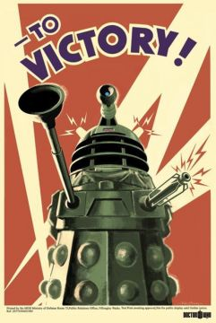 Dr Who - Dalek To Victory