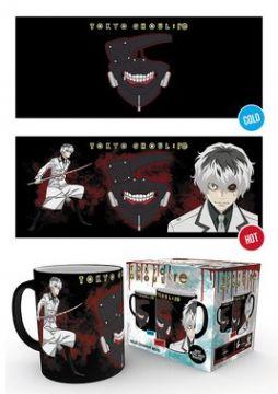 Tokyo Ghoul - RE Mask Heat Changing Mug