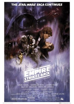 Star Wars - The Empire Strikes Back Cast