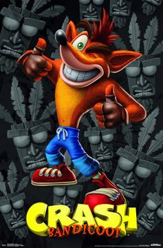 Crash Bandicoot - Thumbs Up