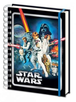 Star Wars - A New Hope A5 Notebook