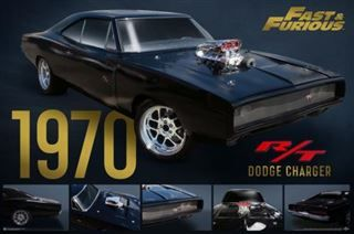 Fast And Furious - Dodge Charger