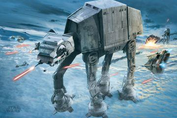 Star Wars - At At Attack