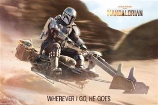 Star Wars : The Mandalorian - Wherever I Go