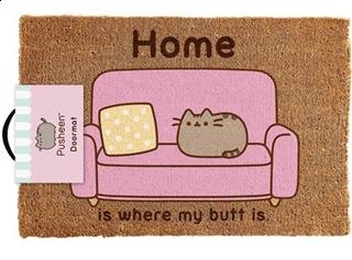 Pusheen - Home Door Mat