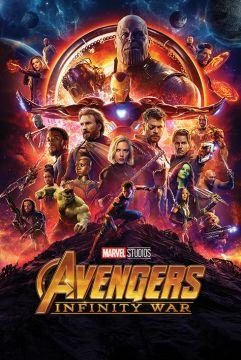 Avengers Infinity War - Onesheet