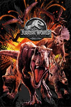Jurassic World - Fallen Kingdom Montage