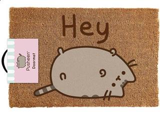 Pusheen - Hey Door Mat
