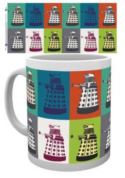 Dr Who - Pop Art