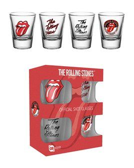 The Rolling Stones - Shot Glasses