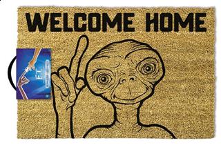 ET - Welcome Home Door Mat