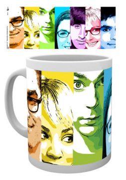 Big Bang Theory - Rainbow