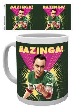 Big Bang Theory - Bazinga