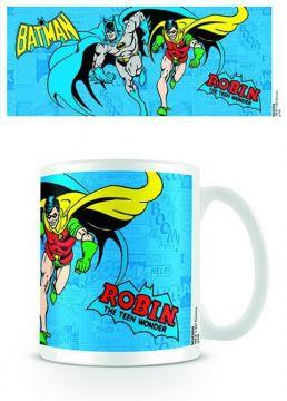 Batman & Robin Mug