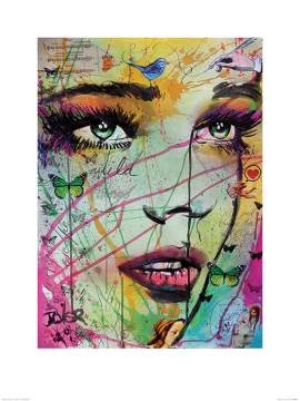 Loui Jover - Wild Thing Art Print