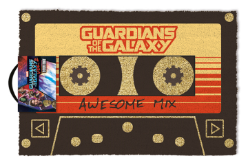 Guardians Of The Galaxy Vol 2 - Awesome Mix Door Mat