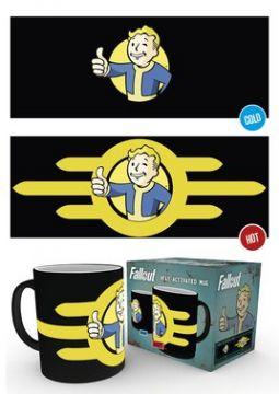 Fallout - Vault Boy Heat Changing Mug