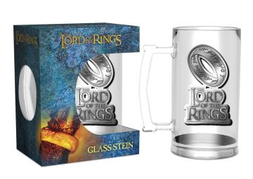 The Lord Of The Rings - The One Ring Glass Stein