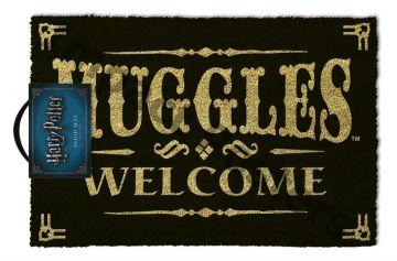 Harry Potter - Welcome Muggles Door Mat