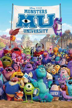 Monsters University - Cast