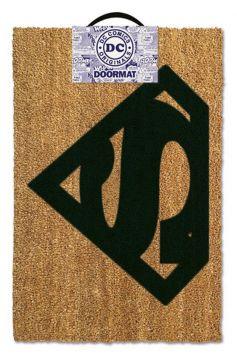 Superman - Logo Door Mat