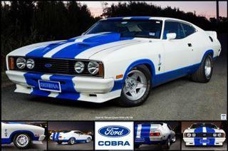 Ford Falcon - Cobra 1978