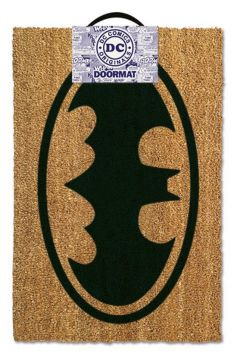 Batman - Logo Door Mat