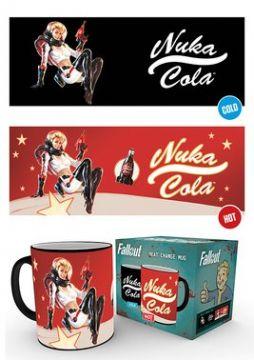 Fallout - Nuka Cola Heat Changing Mug