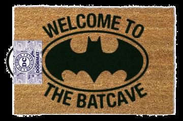 Batman - Welcome to the Batcave Door Mat