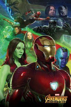 Avengers Infinity War - Ironman