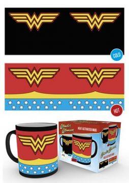 Wonder Woman - Costume Heat Changing Mug