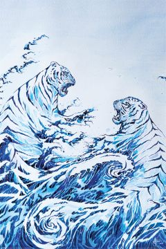 Marc Allante - Crashing Waves