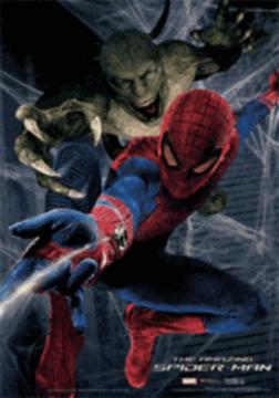 The Amazing Spiderman - Escape 3D Lenticular
