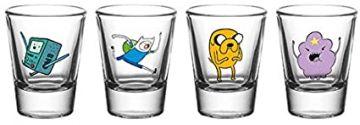 Adventure Time - Shot Glasses