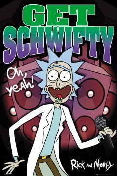 Rick & Morty - Get Schwifty
