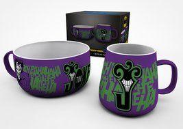 The Joker - DC Comics Breakfast Set