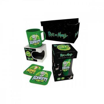Rick & Morty - Schwifty Gift Box