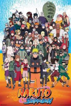 Naruto Shippuden - Cast