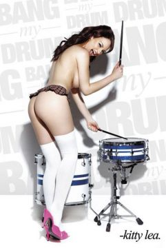 Kitty Lea - Bang My Drum