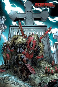 Deadpool - Grave