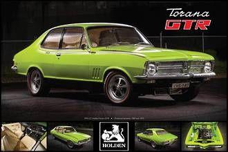 Holden - 1976 Torana GTR