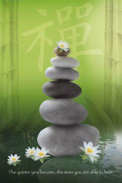 Zen - Pebbles