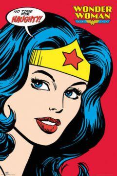 DC Comics - Wonder Woman Close Up