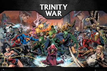 DC Comics - Trinity War