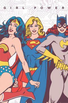 DC Comics - Girl Power