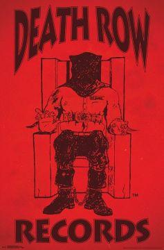 DEATH ROW RECORDS - LOGO
